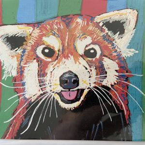 Art Card – I'm A Red Panda, Okay!