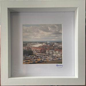 Framed Photography – Untitled (Skyview)