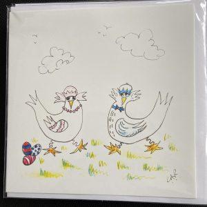 Art Card – Easter Card #1