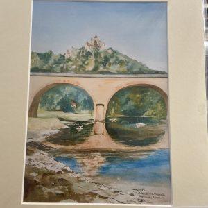 Print – Water Under The Bridge