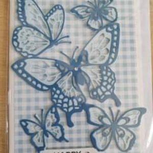 Art Card – Happy Mother's Day – Butterflies