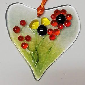 Glass Design – Flower #2