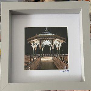 Framed Photography – Hove Bandstand