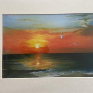 Print – Sunset