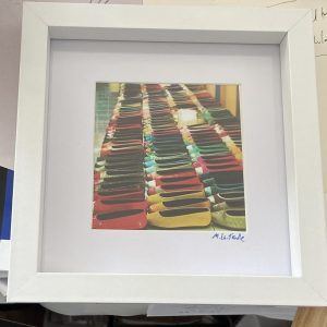 Framed Photography – Shoes