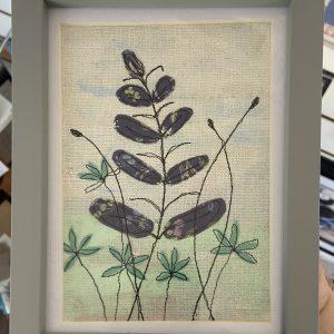 Textiles – Garden #1