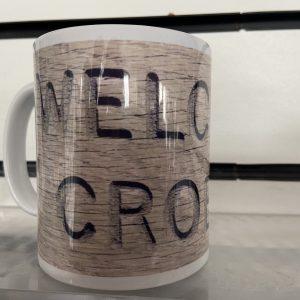 Mugs – Welcome / Croseo