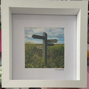 Framed Photography – Untitled (Which Way?)