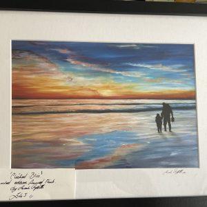 Framed Print – Sunset Bliss
