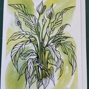 Art Card – Flowers #3