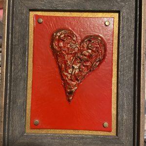 Original Paintings – Heart (AC)