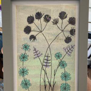 Textiles – Garden #2