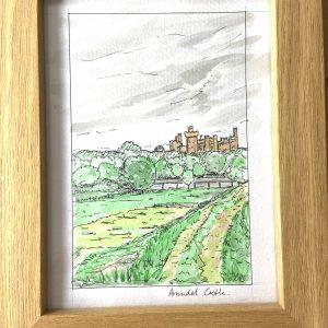 Original Paintings – Arundel Castle