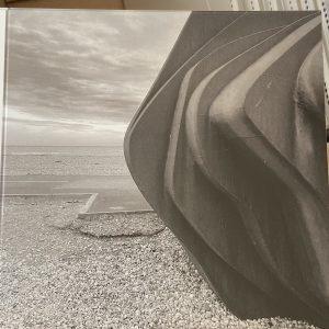 Art Card – East Beach Cafe (bnw) (Littlehampton BNW Project)