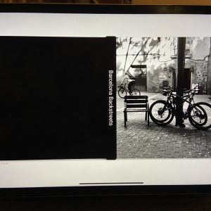 Barcelona Backstreets Project – Book – Signed Limited Edition