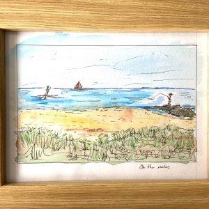 Original Paintings – On The Rocks