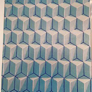 Art Card – January Blues – Blue Art Winner